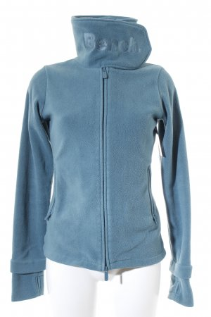 Bench Fleecejacke kornblumenblau Casual-Look