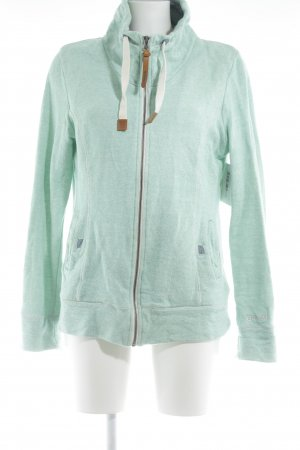 Bench Fleecejacke mint Street-Fashion-Look