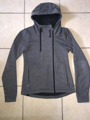 Bench Fleece Jackets grey-black