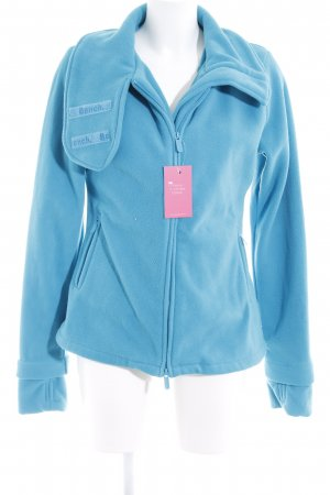 Bench Fleece Jackets neon blue athletic style