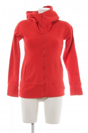 Bench Chaqueta de forro polar rojo look casual