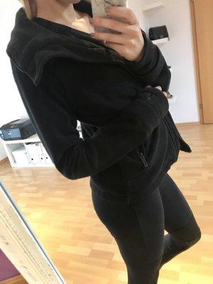 Bench Fleecejacke schwarz M