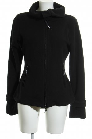 Bench Fleece Jackets black athletic style