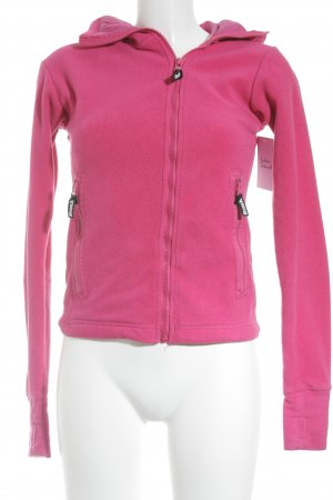 Bench Fleece Jackets violet athletic style