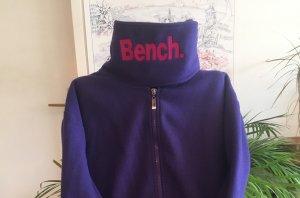 Bench Chaqueta de forro polar violeta oscuro