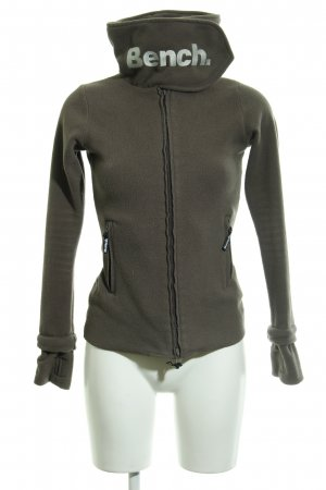 Bench Fleecepullover grau Street-Fashion-Look