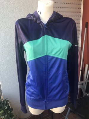 Bench gr S blau Türkis lila Softshell Jacke Fleece