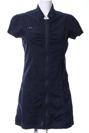 Bench Shirtwaist dress blue casual look