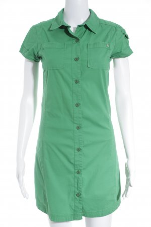 Bench Shirtwaist dress green athletic style