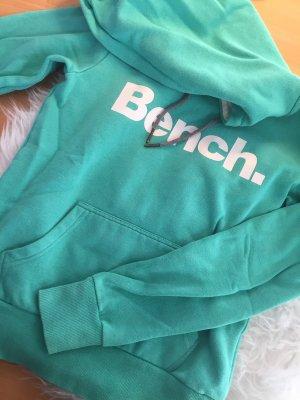 Bench Maglione con cappuccio menta-verde