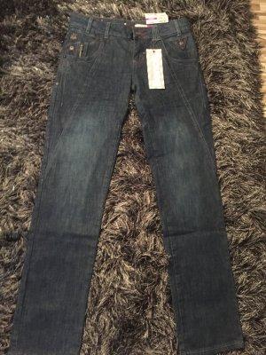 Bench Hose Jeans Knopfleiste boyfriend reissverschluß