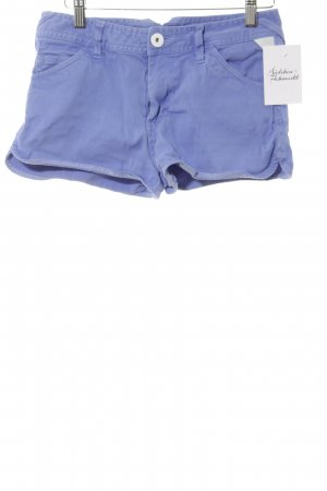 Bench Hot Pants stahlblau Casual-Look