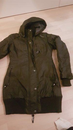 Bench Long Jacket black