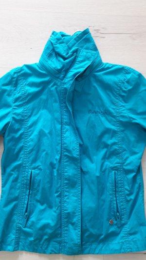 Bench Jacket blue-turquoise