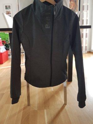 Bench Jacket dark grey