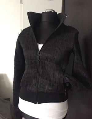 Bench College Jacket black-grey