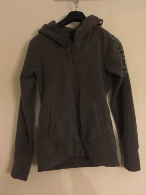 Bench Jacke, Fleece, grau