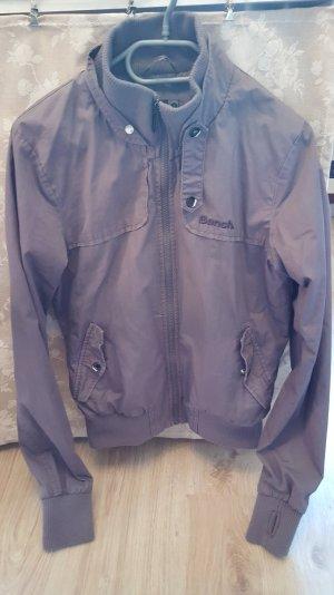 Bench Jacke in taube/grau Größe S