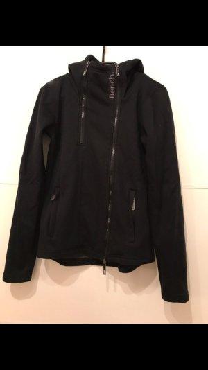 Bench Jacke schwarz Fleece