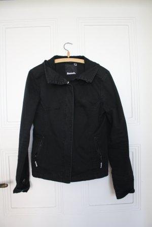 Bench Between-Seasons Jacket black cotton