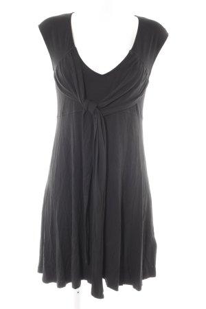 Bench Jerseykleid schwarz Casual-Look