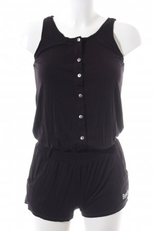 Bench Jumpsuit black casual look