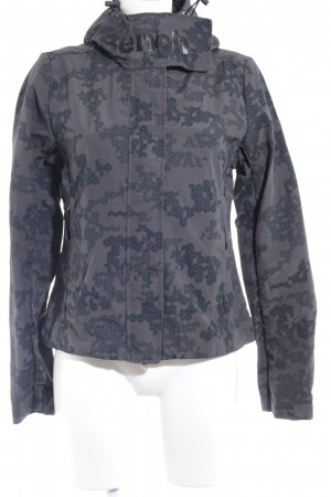 Bench Kapuzenjacke grafisches Muster Casual-Look