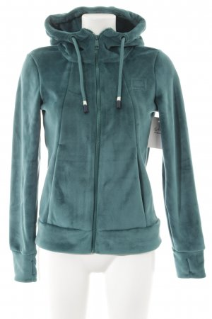 "Bench Jack met capuchon ""Her. Fleece Zip Through Hoodie "" cadet blauw"