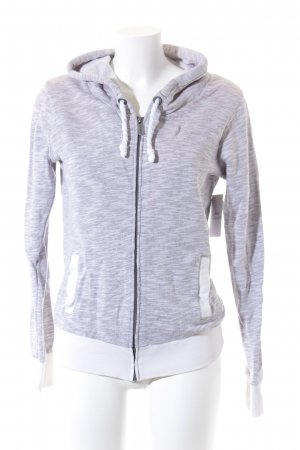 Bench Kapuzenjacke meliert Casual-Look