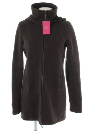 Bench Manteau à capuche gris brun style décontracté