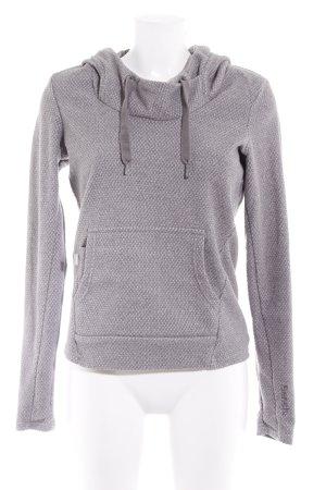 Bench Kapuzensweatshirt grau Kuschel-Optik