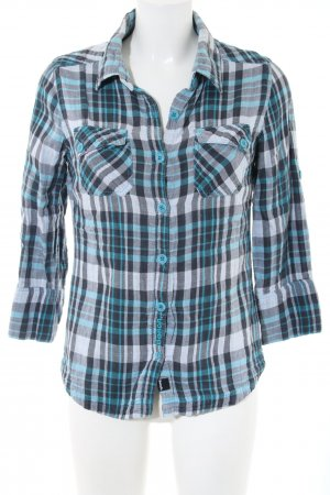 Bench Checked Blouse check pattern casual look