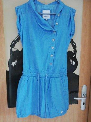 Bench Robe bleu azur