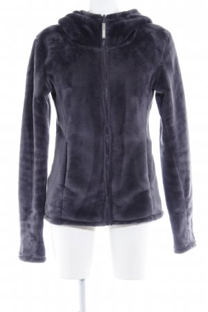 Bench Fake Fur Jacket anthracite casual look