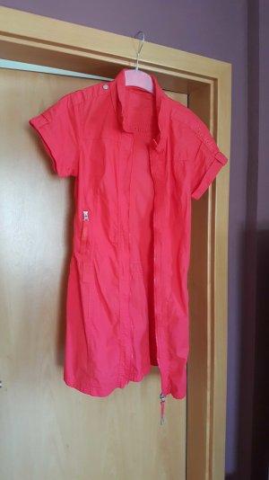 Bench kurzes Kleid rot