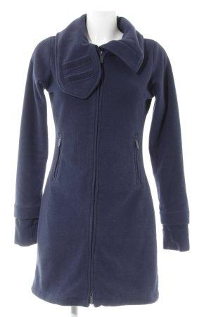 Bench Lange Jacke blau Casual-Look