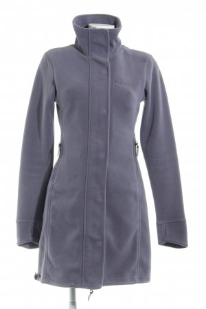 Bench Long Jacket grey lilac casual look