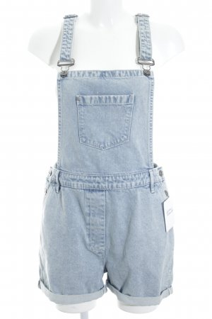 Bench Dungarees azure athletic style