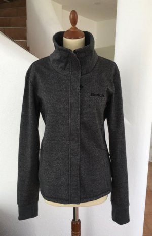 BENCH Lightwind Jacke Grau Gr. XL Neu Softshell