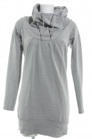 Bench Long Sweater light grey athletic style
