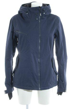 Bench Outdoor Jacket dark blue casual look