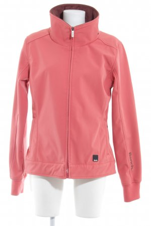 Bench Outdoorjacke lachs-karminrot Casual-Look