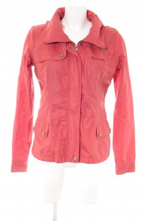 Bench Outdoor Jacket red casual look