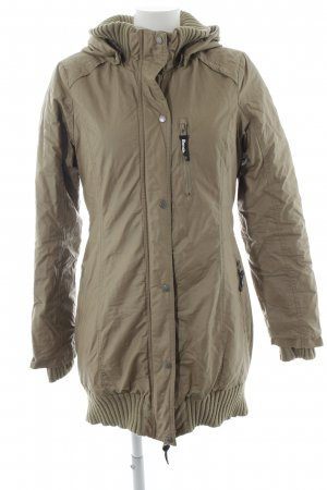 Bench Parka green grey athletic style