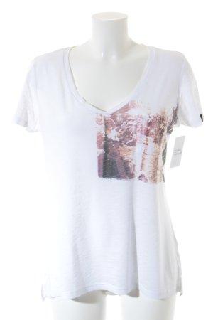 Bench Camiseta estampada estampado temático look casual