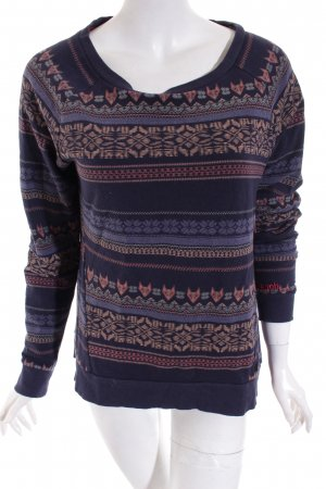 Bench Pullover abstraktes Muster Casual-Look