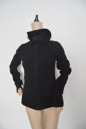 Bench Pullover gr.S Zipper schwarz