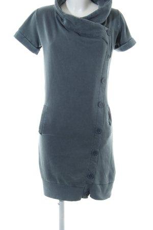 Bench Pulloverkleid blau Casual-Look
