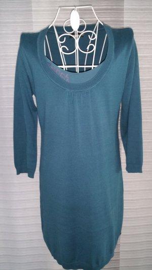 Bench Pulloverkleid blau-grün