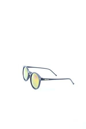 Bench runde Sonnenbrille mehrfarbig Street-Fashion-Look
